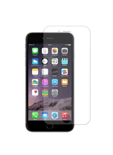 Samsung Iphone 6 Plus Ekran Koruyucu Şeffaf - 4 Adet Renkli